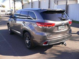 2018 Toyota Kluger GSU50R Grande 2WD Grey 8 Speed Sports Automatic Wagon.