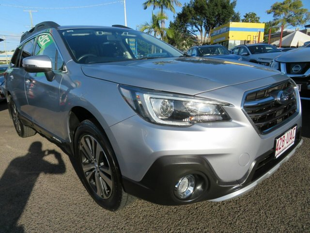 Used Subaru Outback B6A MY19 2.5i CVT AWD Mount Gravatt, 2019 Subaru Outback B6A MY19 2.5i CVT AWD Silver 7 Speed Constant Variable Wagon