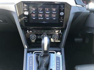 2020 Volkswagen Passat B8 140TSI Business Pure White 7 Speed Semi Auto Wagon