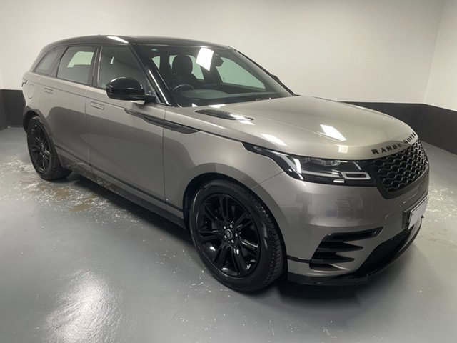 Used Land Rover Range Rover Velar L560 MY18 Hamilton, 2017 Land Rover Range Rover Velar L560 MY18 Bronze 8 Speed Sports Automatic Wagon