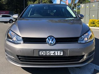 2015 Volkswagen Golf VII MY16 92TSI DSG Trendline Grey 7 Speed Sports Automatic Dual Clutch.