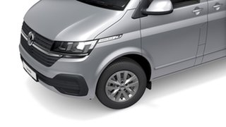 2020 Volkswagen Caravelle T6.1 MY21 TDI340 LWB DSG Trendline Reflex Silver 7 Speed