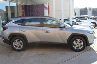 2021 Hyundai Tucson NX4.V1 Tucson Shimmering Silver 6 Speed Automatic SUV.
