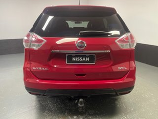 2014 Nissan X-Trail T32 ST-L X-tronic 2WD Red 7 Speed Constant Variable Wagon