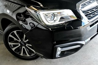 2017 Subaru Forester S4 MY17 2.0D-S CVT AWD Black 7 Speed Constant Variable Wagon.