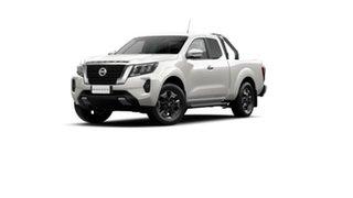 2021 Nissan Navara D23 MY21 ST-X King Cab White Pearl 7 Speed Sports Automatic Utility