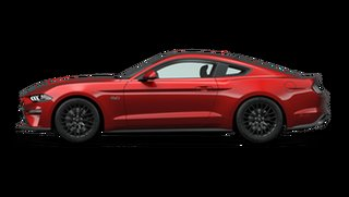 2020 Ford Mustang FN 2020MY GT Rapid Red 10 Speed Sports Automatic Fastback.