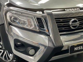 2018 Nissan Navara D23 S3 ST-X Slate Grey 7 Speed Sports Automatic Utility.