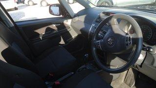 2007 Suzuki SX4 GYC Blue 4 Speed Automatic Sedan.