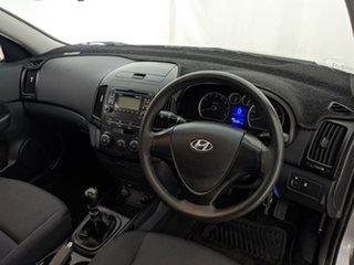 2011 Hyundai i30 FD MY11 SX Grey 5 Speed Manual Hatchback