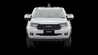 2021 Ford Ranger PX MkIII XLT Double Cab Arctic White 6 Speed Automatic Pick Up
