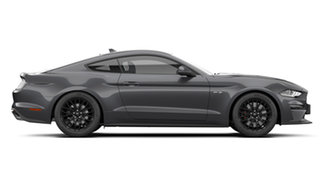2020 Ford Mustang FN 2020MY GT Carbonized Grey 6 Speed Manual Fastback.