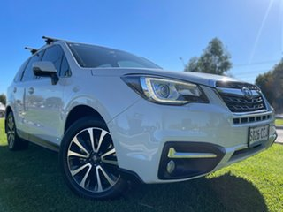 2016 Subaru Forester S4 MY16 2.0D-S CVT AWD White 7 Speed Constant Variable Wagon.