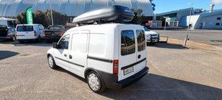 2011 Holden Combo XC MY11 White 5 Speed Manual Van