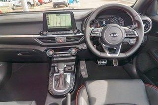 2021 Kia Cerato BD GT White Sports Automatic Dual Clutch Sedan