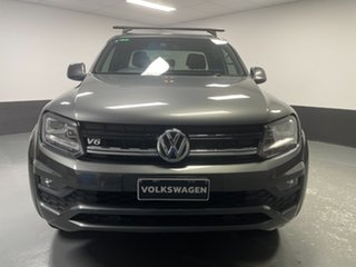 2019 Volkswagen Amarok 2H MY20 TDI550 4MOTION Perm Canyon Grey 8 Speed Automatic Utility.