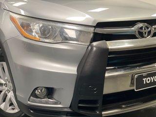 2014 Toyota Kluger GSU50R GX 2WD Silver 6 Speed Sports Automatic Wagon.