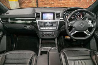 2013 Mercedes-Benz M-Class W166 ML63 AMG SPEEDSHIFT DCT Iridium Silver 7 Speed