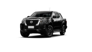 2021 Nissan Navara D23 MY21 ST-X Black Star 7 Speed Sports Automatic Utility.