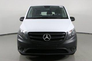 2018 Mercedes-Benz Vito 447 114 BlueTEC LWB White 7 Speed Automatic Van.