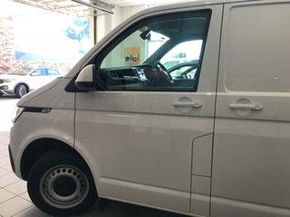 2020 Volkswagen Transporter T6 SWB Crewvan Candy White 7 Speed Semi Auto Van