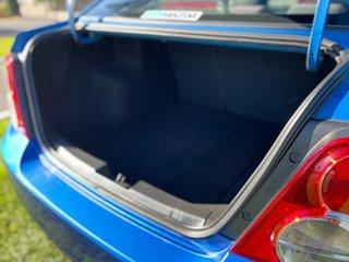 2014 Holden Barina TM MY14 CD Blue 6 Speed Automatic Sedan