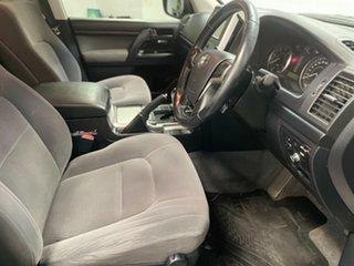 2016 Toyota Landcruiser VDJ200R GXL Silver 6 Speed Sports Automatic Wagon