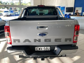2021 Ford Ranger PX MkIII XLT Double Cab Aluminium 6 Speed Manual Utility
