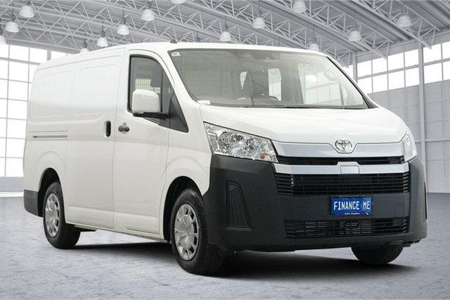 Used Toyota HiAce GDH300R LWB Victoria Park, 2020 Toyota HiAce GDH300R LWB White 6 Speed Sports Automatic Van
