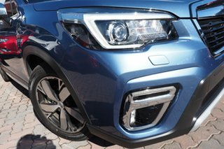 2019 Subaru Forester S5 MY19 2.5i-S CVT AWD Blue 7 Speed Constant Variable Wagon.