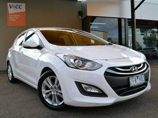 2012 Hyundai i30 GD Elite White 6 Speed Sports Automatic Hatchback
