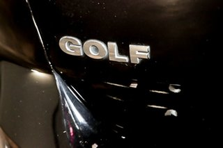 2014 Volkswagen Golf VII MY14 90TSI Comfortline Black 6 Speed Manual Hatchback