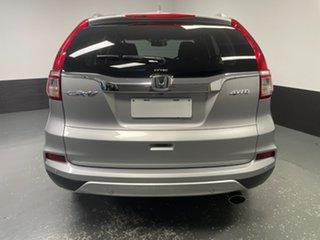 2015 Honda CR-V RM Series II MY16 VTi-S 4WD Silver 5 Speed Sports Automatic Wagon
