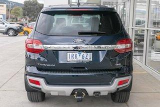 2020 Ford Everest UA II 2020.25MY Titanium Blue 10 Speed Sports Automatic SUV