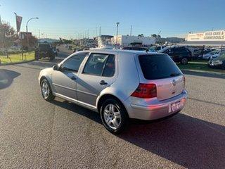 2004 Volkswagen Golf 1.6 Generation Silver 4 Speed Automatic Hatchback