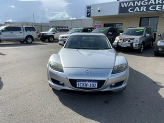 2006 Mazda RX-8 MY06 Silver 6 Speed Manual Coupe.