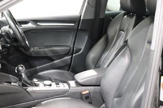 2016 Audi A3 8V MY17 S Line S Tronic Quattro Black 7 Speed Sports Automatic Dual Clutch Sedan