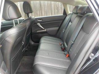 2012 Nissan Maxima J32 MY11 Series 3 250 ST-L Black Continuous Variable Sedan