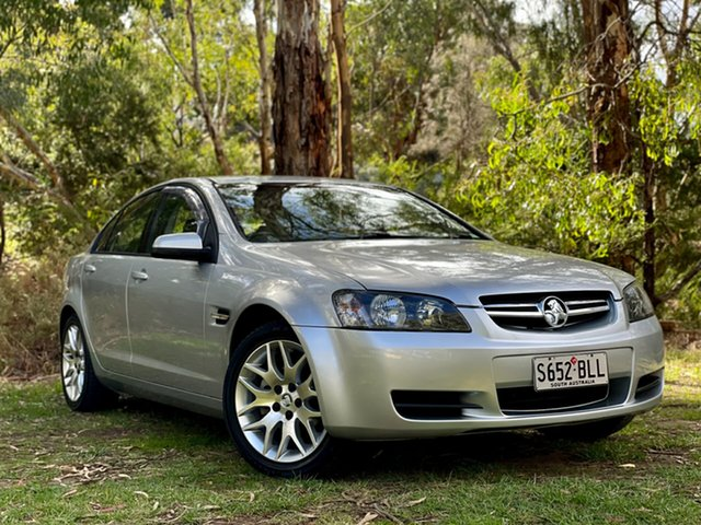 Used Holden Commodore VE MY09 60th Anniversary Reynella, 2008 Holden Commodore VE MY09 60th Anniversary Silver 4 Speed Automatic Sedan