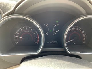 2012 Toyota Kluger GSU45R KX-R (4x4) 7 Seat Silver 5 Speed Automatic Wagon