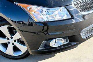 2014 Holden Cruze JH Series II MY14 Equipe Black 6 Speed Sports Automatic Sedan.