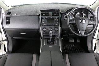 2009 Mazda CX-9 Luxury White 6 Speed Auto Activematic Wagon