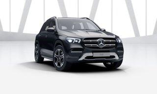 2021 Mercedes-Benz GLE-Class V167 801+051MY GLE400 d 9G-Tronic 4MATIC Obsidian Black 9 Speed