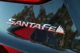 2014 Hyundai Santa Fe DM MY14 Highlander Black 6 Speed Sports Automatic SUV