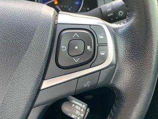 2017 Toyota Camry ASV50R RZ Red Sports Automatic Sedan