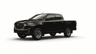 2020 Mazda BT-50 TFS40J XT True Black 6 Speed Manual Utility