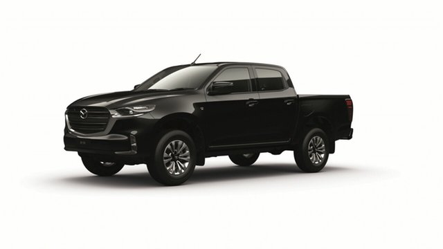 New Mazda BT-50 TFS40J XT Toowoomba, 2020 Mazda BT-50 TFS40J XT True Black 6 Speed Manual Utility
