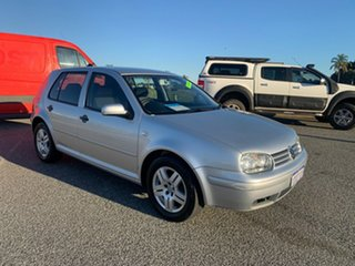 2004 Volkswagen Golf 1.6 Generation Silver 4 Speed Automatic Hatchback.