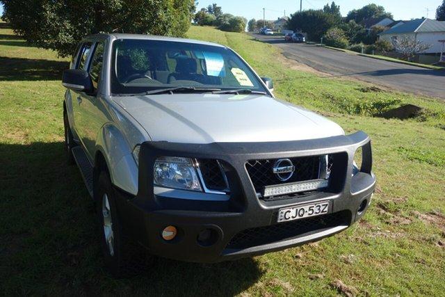 Used Nissan Pathfinder R51 MY10 ST East Maitland, 2012 Nissan Pathfinder R51 MY10 ST Silver 5 Speed Sports Automatic Wagon