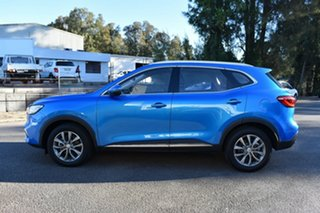 2020 MG HS SAS23 MY21 Vibe DCT FWD Blue 7 Speed Sports Automatic Dual Clutch Wagon
